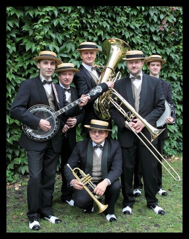 Dixie Tiger's Band Michał Tomiczek