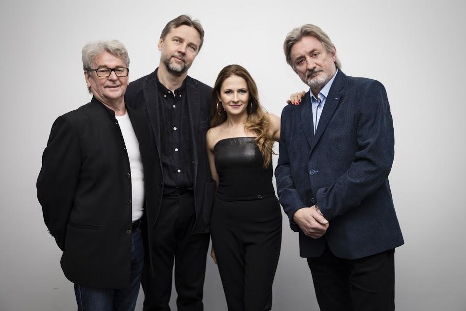 Andrzej Jagodziński Trio i Agnieszka Wilczyńska fot. JarekWIerzbicki