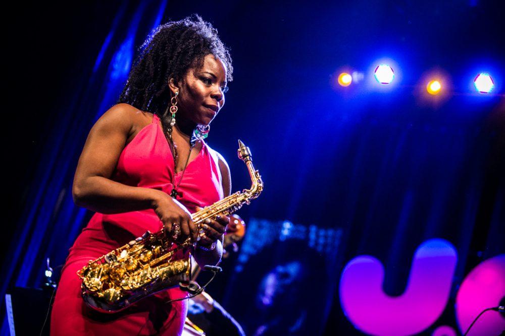 Jazz nad Odrą Tia Fuller